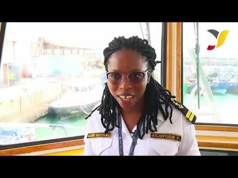 Le Port Autonome de Cotonou se modernise avec l'Accompagnement d'Enabel et du Port d'Anvers