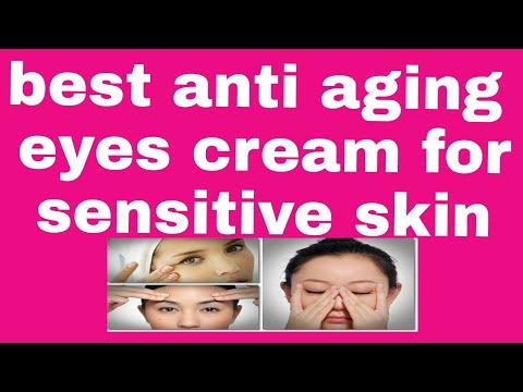 Under eye cream for sensitive skin dark circles,wrinkles removal how to choose.