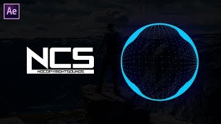 After Effects Tutorial - NCS Audio Spectrum Effect in After Effects - Free Download