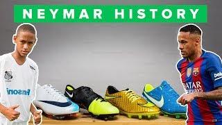 ALL NEYMAR NIKE FOOTBALL BOOTS