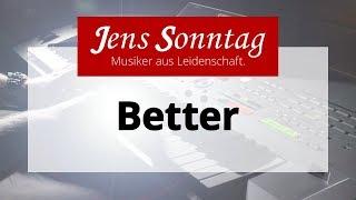 Better | Lena Feat. Nico Santos | Instrumental Cover