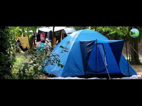 camping goudargues