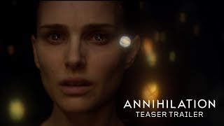 Trailer of Aniquilación (2018)
