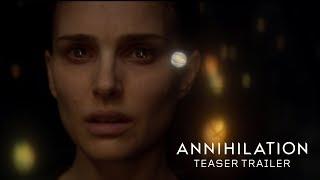 Trailer of Aniquilación (2018)