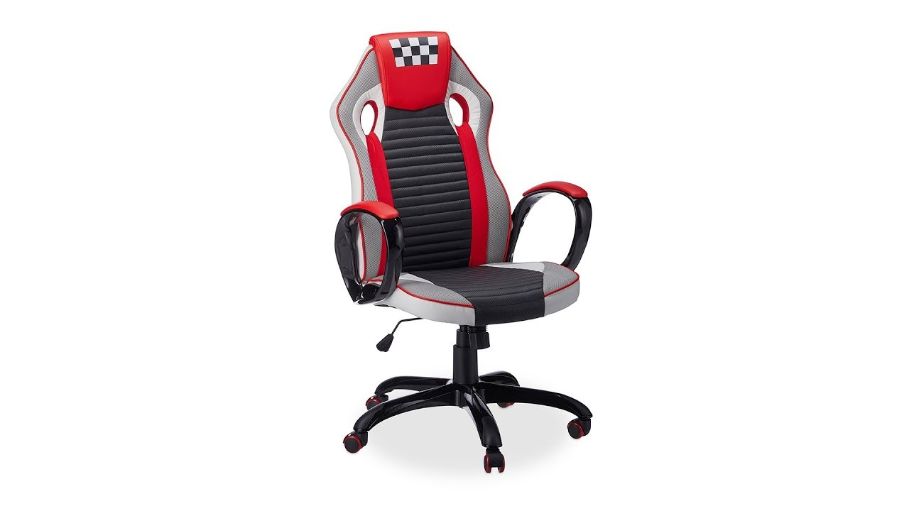 gaming stuhl speed racing hier online kaufen. Black Bedroom Furniture Sets. Home Design Ideas