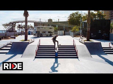 Skate Agora with Chris Khan