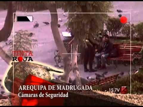 CÁMARAS DE SEGURIDAD- TINTA ROJA AREQUIPA
