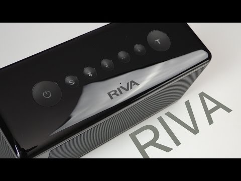RIVA Turbo X High Performance Bluetooth Speaker Review & Sound Test vs Bose Soundlink 2