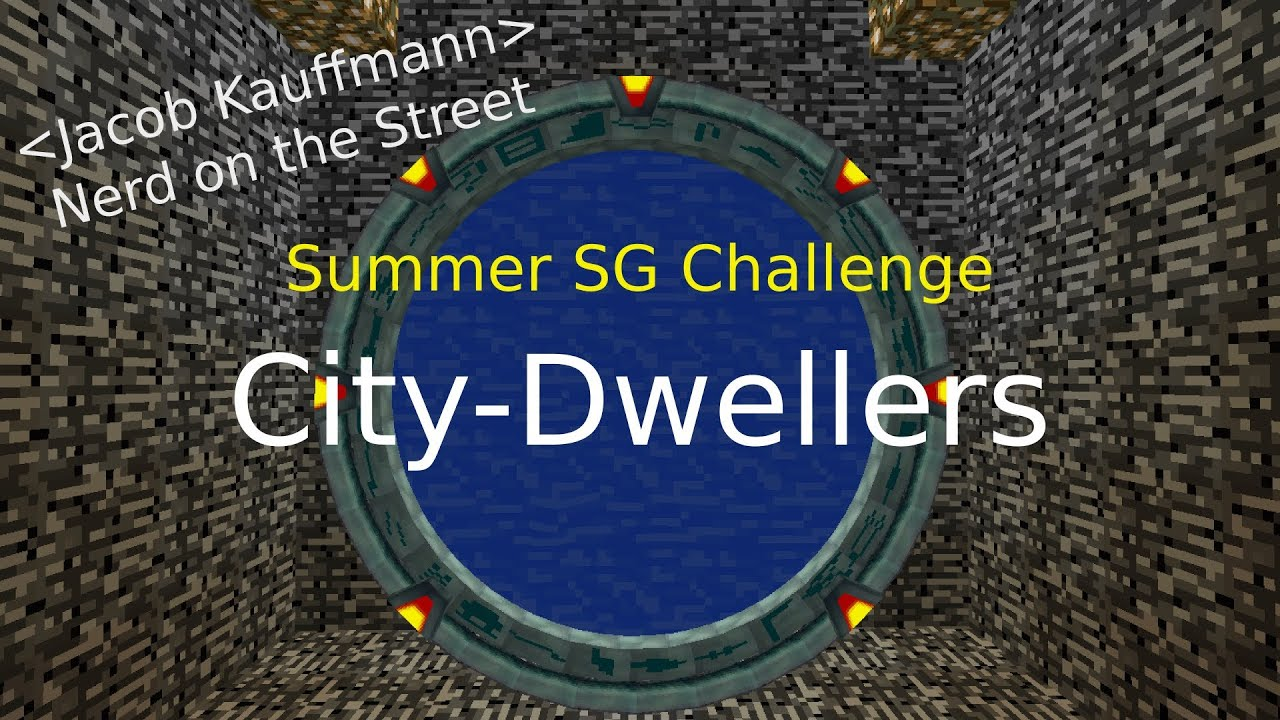 City-Dwellers Competitive Summary - Summer SG Challenge