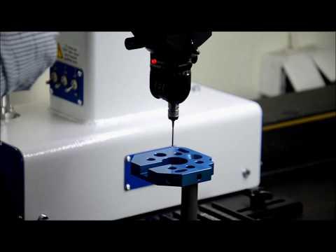 Manueller Tastkopf MH20i auf manueller Messmaschine SMART von THOME Präzision