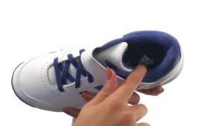 Adidas KidsCourt EL Shoes video