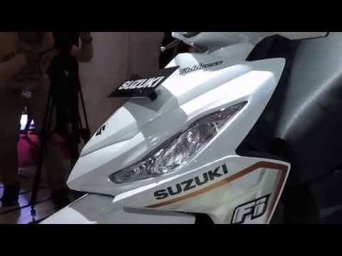 SUZUKI ADDRESS DI INDONESIAN MOTORCYCLE SHOW(IMOS)
