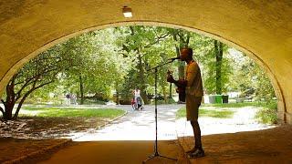 Damiyr - Teenage Dream in beautiful Central Park!!!!!