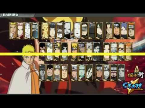 How to download naruto senki final mod apk - смотреть онлайн на Hah Life
