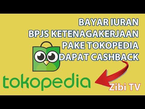 Cara Membayar Iuran BPJS Ketenagakerjaan dengan Aplikasi Tokopedia