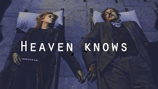 Harry Potter ➵ Heaven knows ➵