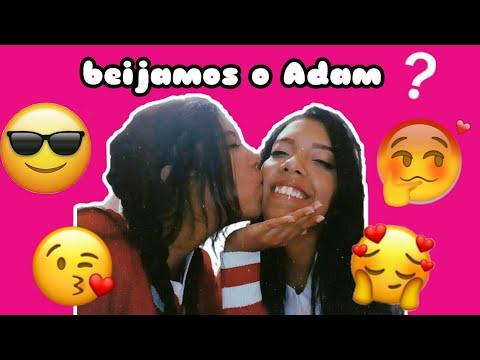 será que beijamos o Adam❓ 😮😘💕/Hey Love Adam #5