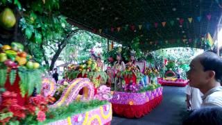 Fruits Festival - Lễ hội trái cây ở Suối Tiên