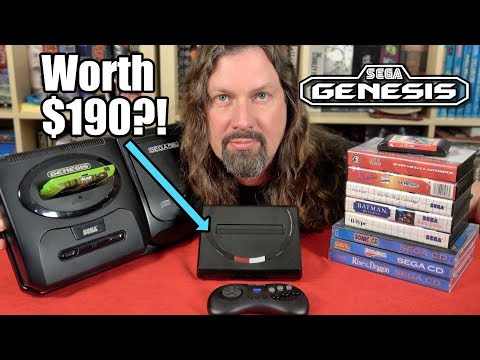 Analogue Mega Sg Review - Is the Sega GENESIS clone worth $190?!?
