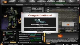 Combat Arms EU Open 13 Cauldron Candy Bucket Orange HD