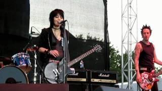 """Do You Wanna Touch Me"" (Live) - Joan Jett - Petaluma - June 25, 2010"
