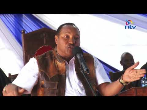 Governor Waititu opposes demolitions, wants the rivers moved instead
