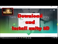 02 # Unity 3d Download and Installation Tutorial in Urdu / Hindi