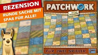 Patchwork (Spiel) / Anleitung & Rezension / SpieLama