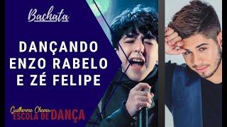 Enzo Rabelo  Tijolinho Por Tijolinho Part. Ze Felipe ( Camila Nunes & Guilherme Chaves )