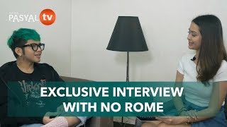 Exclusive Interview With No Rome