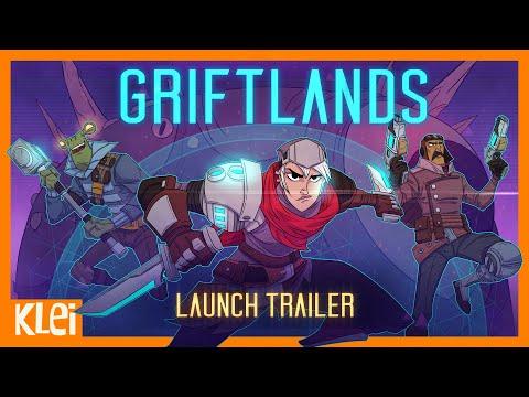 Griftlands - Launch Gameplay Trailer de Griftlands