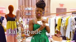 New Shoes: Sandals For Summer! | Talking Shop | Kate Spade New York