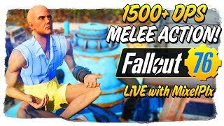 Another Day in the WASTELAND!! - Atlas @ 11:30PM EST - Fallout 76 Live🔴