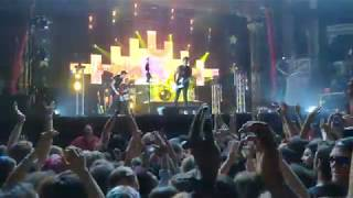 ALL TIME LOW - BACKSEAT SERENADE  - (CHICAGO) Young Renegades 7/21/17