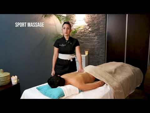 Sport Massage Training Course - Spa - YouTube