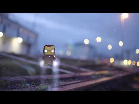 Vidéo LEGO BrickHeadz 41590 : Iron Man