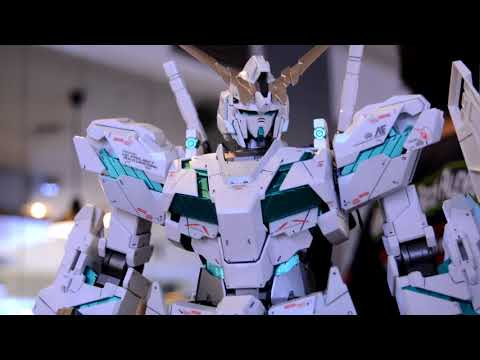 Gathering GCRP - Komunitas Gundam Lokal yang Ga Kalah Keren!