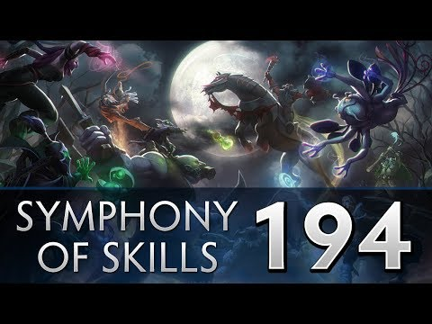Dota 2 Symphony of Skills 194