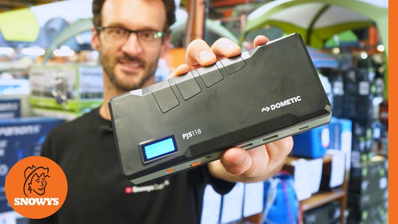 Portable Jump Starter 900A
