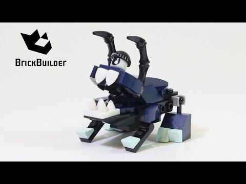 Vidéo LEGO Mixels 41535 : Boogly