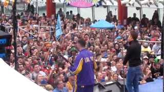 """311 """"Don't Stay Home"""" Embarkation Show - 311 Cruise 2013 - 311X3"""