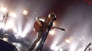 "Damien Rice - ""It Takes a Lot to Know a Man"" Live Prague 2016"