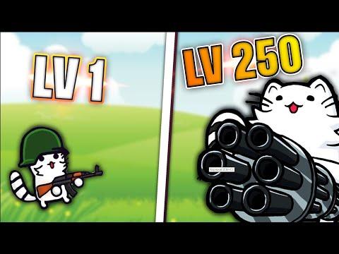 OZBROJENÁ KOČKA JE ZPÁTKY!! (One Gun: Cat)