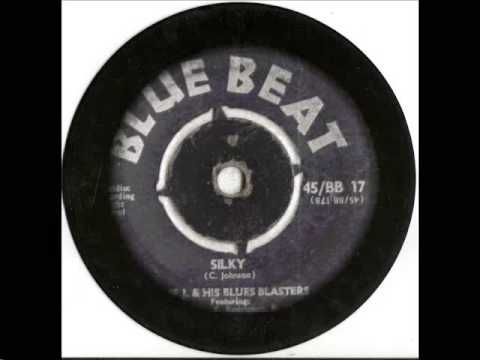 clue j and his blues blasters feat  ernest ranglin – silky – blue beat 17 up tempo instrumental