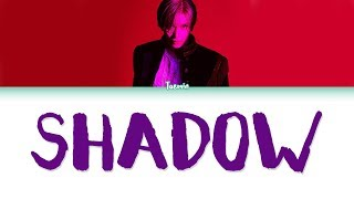 Gambar cover TAEMIN (태민) – SHADOW Lyrics (Color Coded/HAN/ROM/ENG)