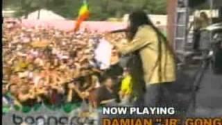 Damian Jr gong Marley-Hey girl (Live)