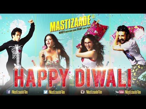 Mastizaade   Happy Diwali   Sunny Leone, Tusshar Kapoor & Vir Das