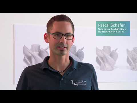 [LIGHTWAY] 3D Metall-Druck Experten noch effektiver mit Siemens NX