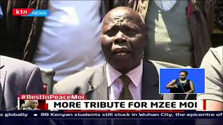 Workers who worked under Mzee Moi describe the experience