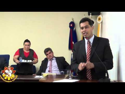 Tribuna Pedro Angelo dia 22 de Março de 2016
